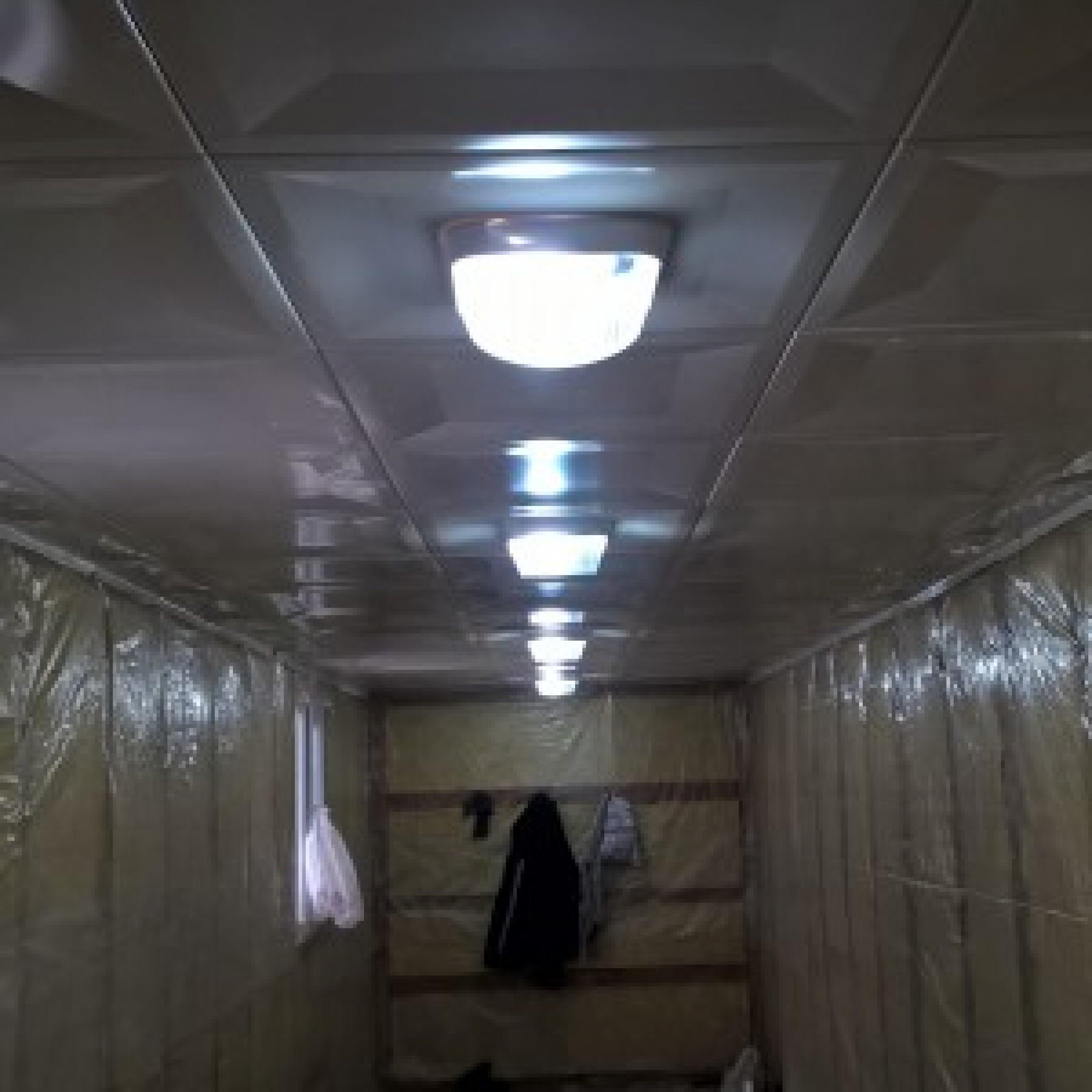 Алюминиевый кассетный потолок