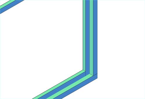 Уголок из профильной трубы