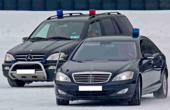 Автомобиль особого назначения - транспортное средство, предназначенное для перевозки и (или) сопровождения охраняемых лиц
