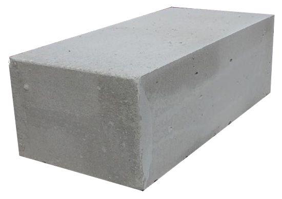 Блок из вспененного бетона