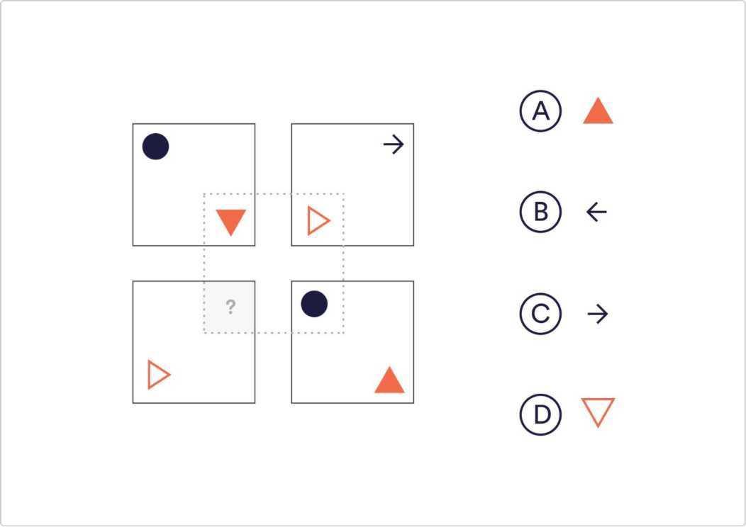 Тест на логику 01 вопрос 3