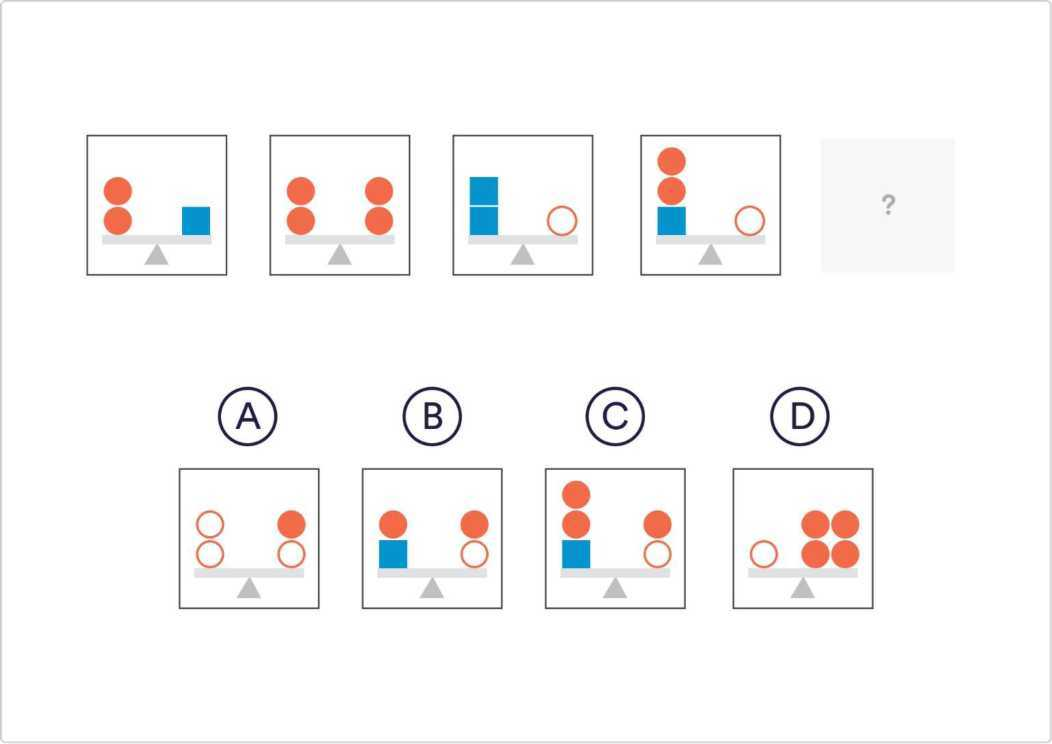 Тест на логику 01 вопрос 4